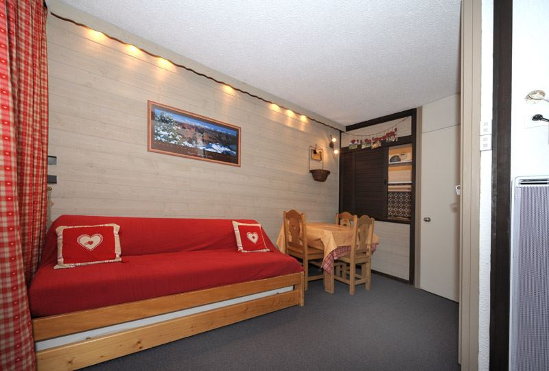 2 Rooms 4 Pers ski-in ski-out / SOLDANELLES B 312
