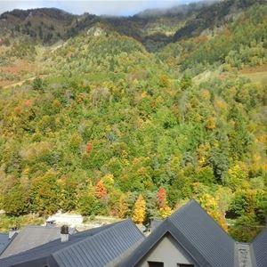 © ©BORDET Christiane, GTB03 - Studio avec jolie vue sur le village et la Montagne