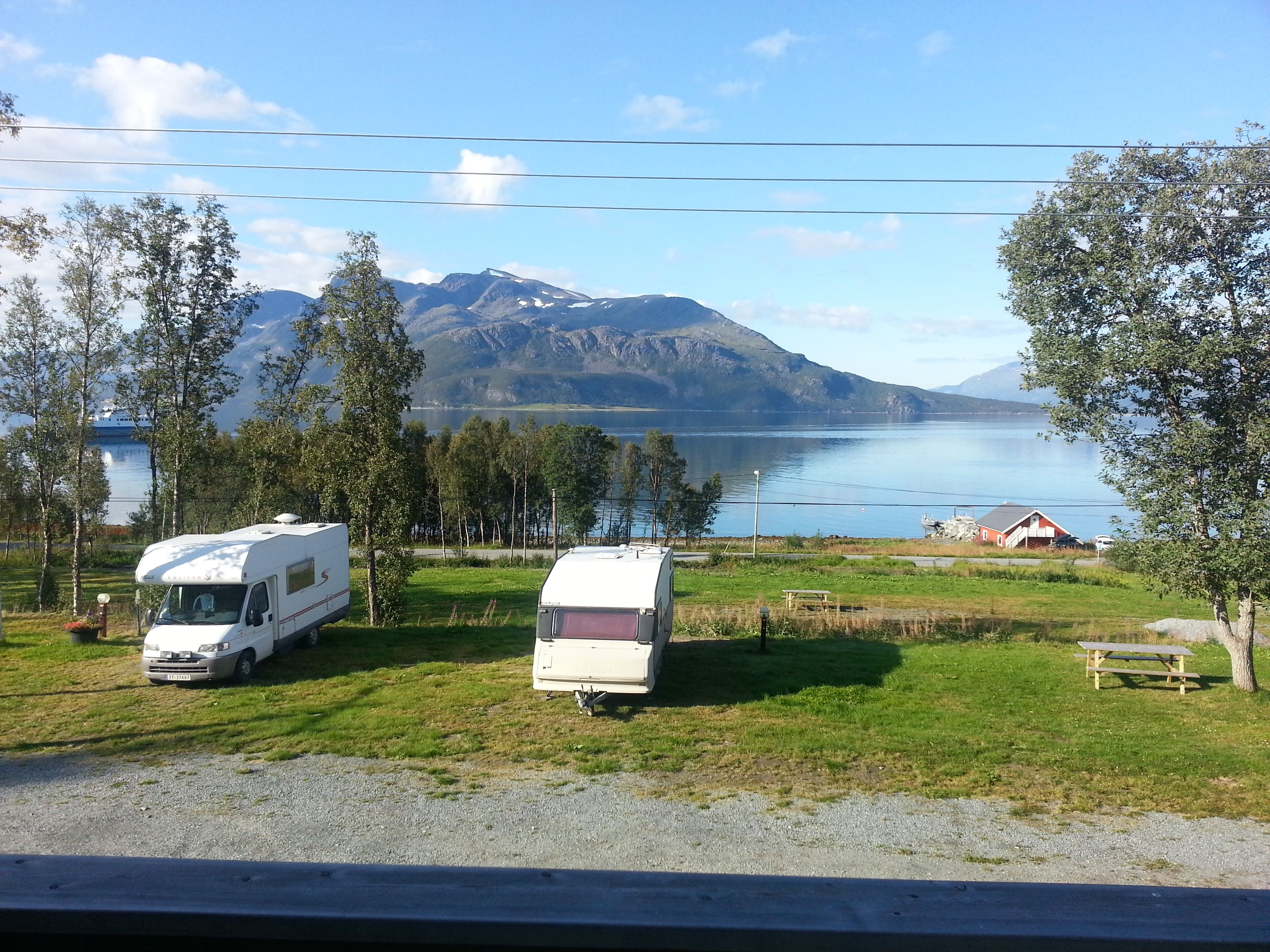 Svensby Tursenter Camping