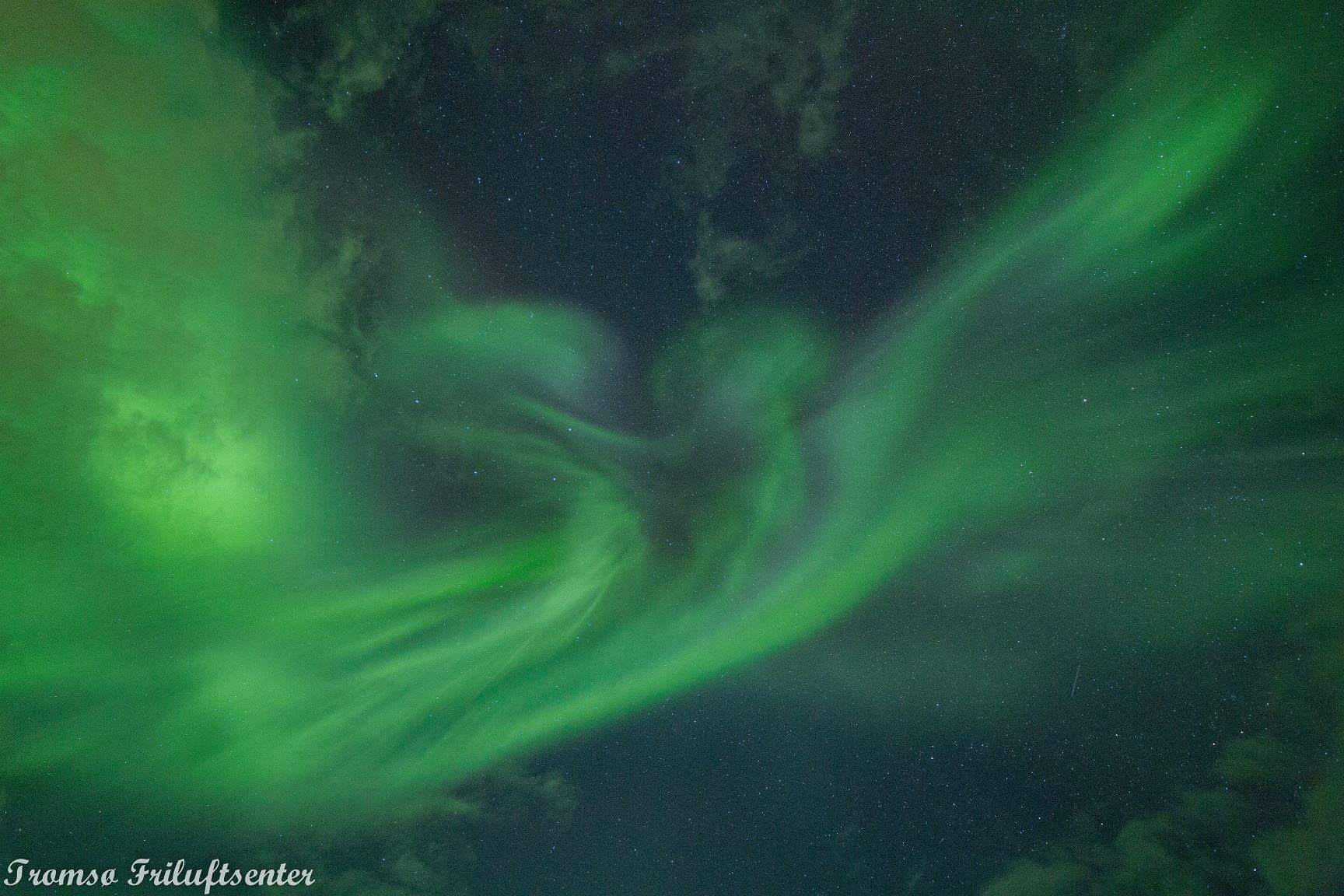 Northern Lights Chase with authentic North Norwegian Charm - Tromsø Friluftsenter