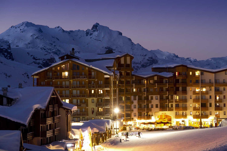 2 Pièces 4 pers ski au pied / BELLEVUE 44