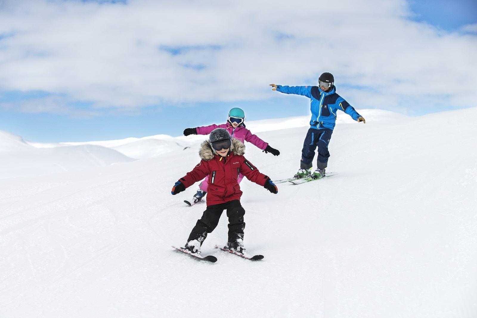 Ski School in Hemavan