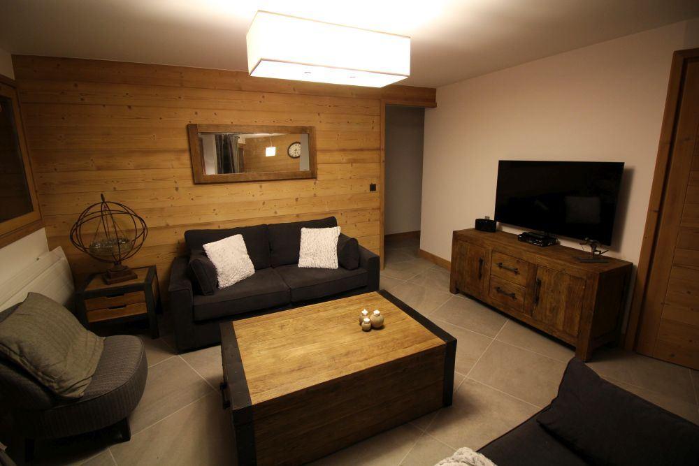 5 Rooms 8 Pers ski-in ski-out / Trolles Prestige n°3