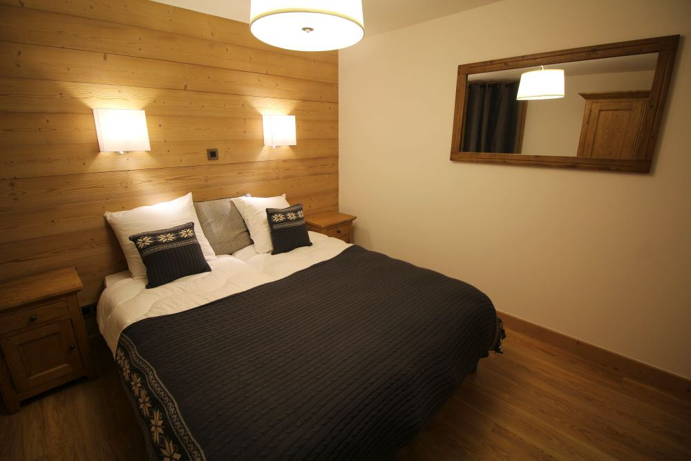5 Rooms 8 Pers ski-in ski-out / Trolles Prestige n°3