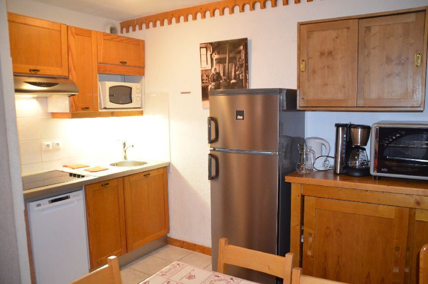 3 Rooms 6/8 Pers ski-in ski-out / BOSSON 301