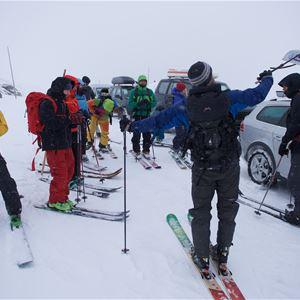 Johan Wildhagen ,  © Johan Wildhagen , Lom Ski Festival