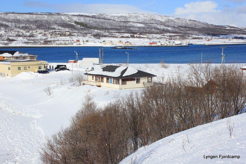 Lyngen Fjordcamp