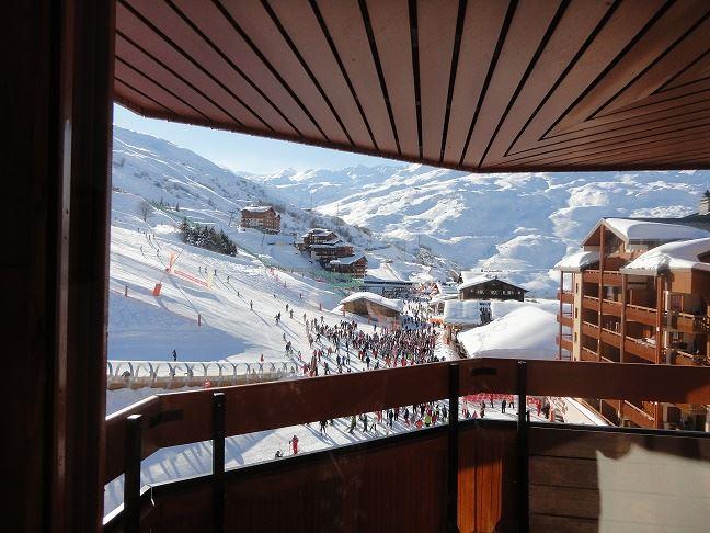 2 Pièces 4 Pers skis aux pieds / CARLINES I 62