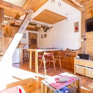 1 studio 2/3 people / LA CROIX DES VERDONS 704B