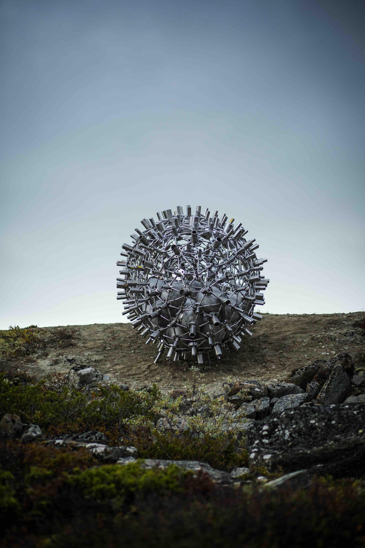 André Løyning,  © Skulpturstopp, Skulpturstopp - Dovre