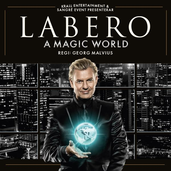 Joe Labero - A magic world
