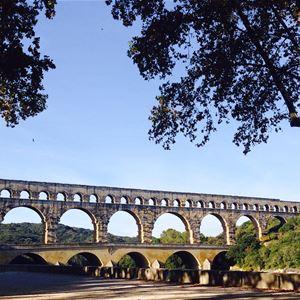 Pont du Gard/Arles/Les Baux de Provence (stop at A.O.C olive oil mill)/St Rémy de Provence+ marché - Provence Travel