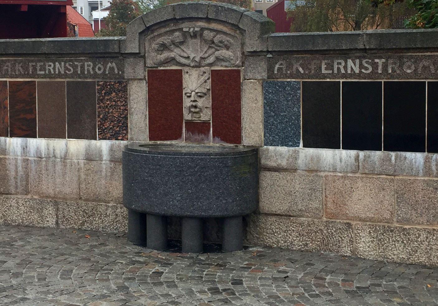 The Fernström Monument