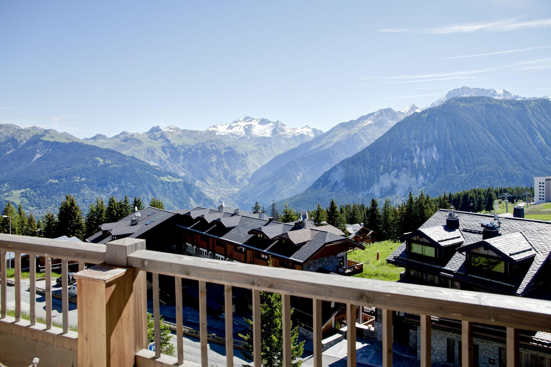 3 pièces 6 personnes skis aux pieds / FORET DU PRAZ 405 (Montagne de Charme)