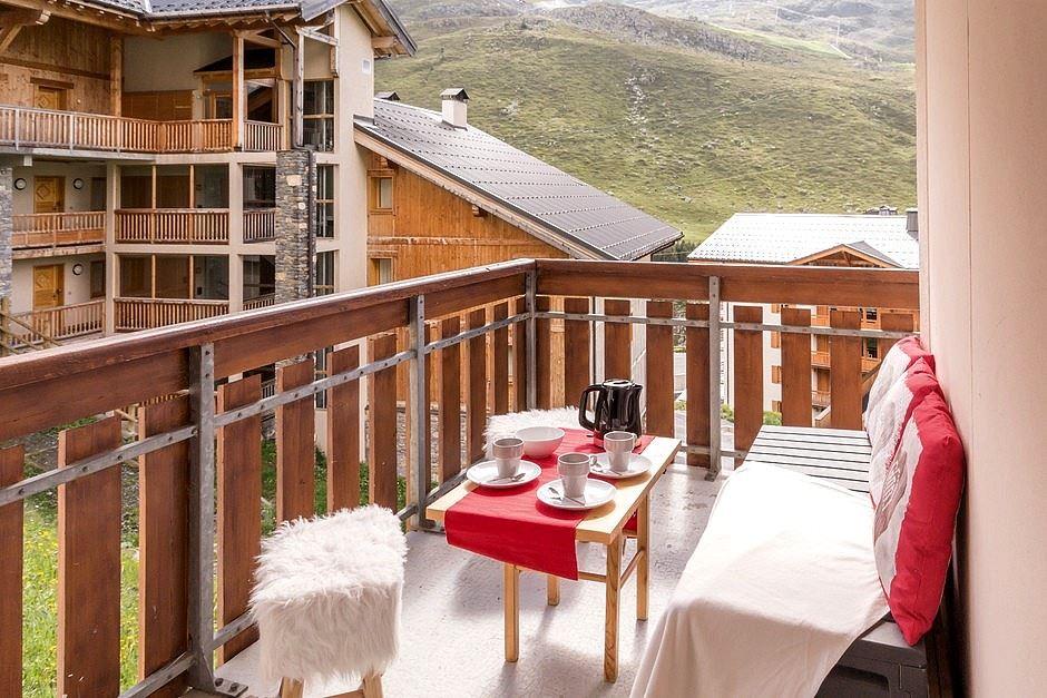 2 rooms 4 Pers ski-in ski-out / SKI SOLEIL 2102