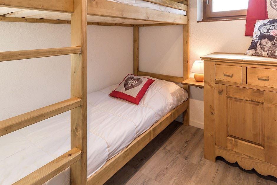3 rooms 6 Pers ski-in ski-out / SKI SOLEIL 2104