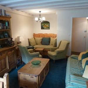 3 rooms 7 people ski-in ski-out / ADRET 28 (Mountain of Charm)