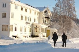 Historical hotel with guiding - Destination Snowman