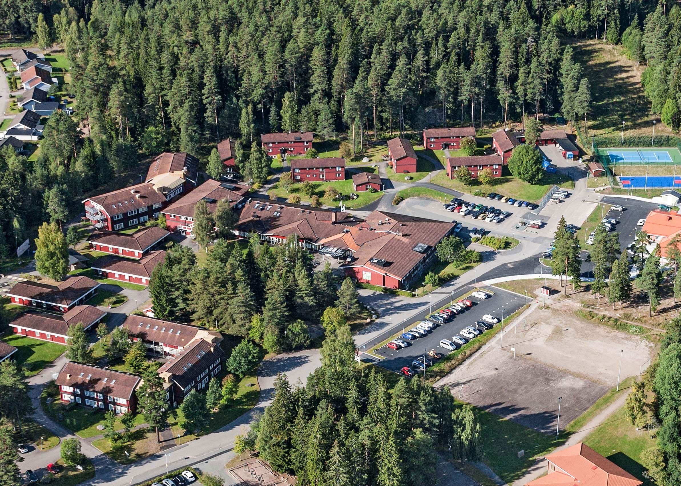Ädelfors folkhögskola Vandrarhem