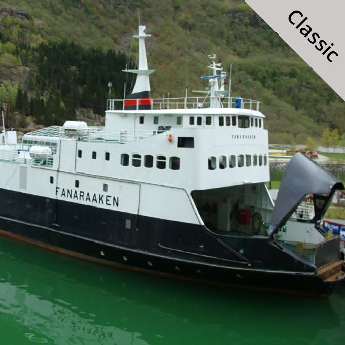 Nærøyfjord Sightseeing rundtur