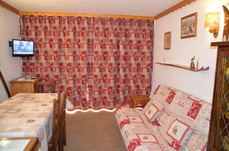 2 Rooms 6 Pers ski-in ski-out / DANCHET 924