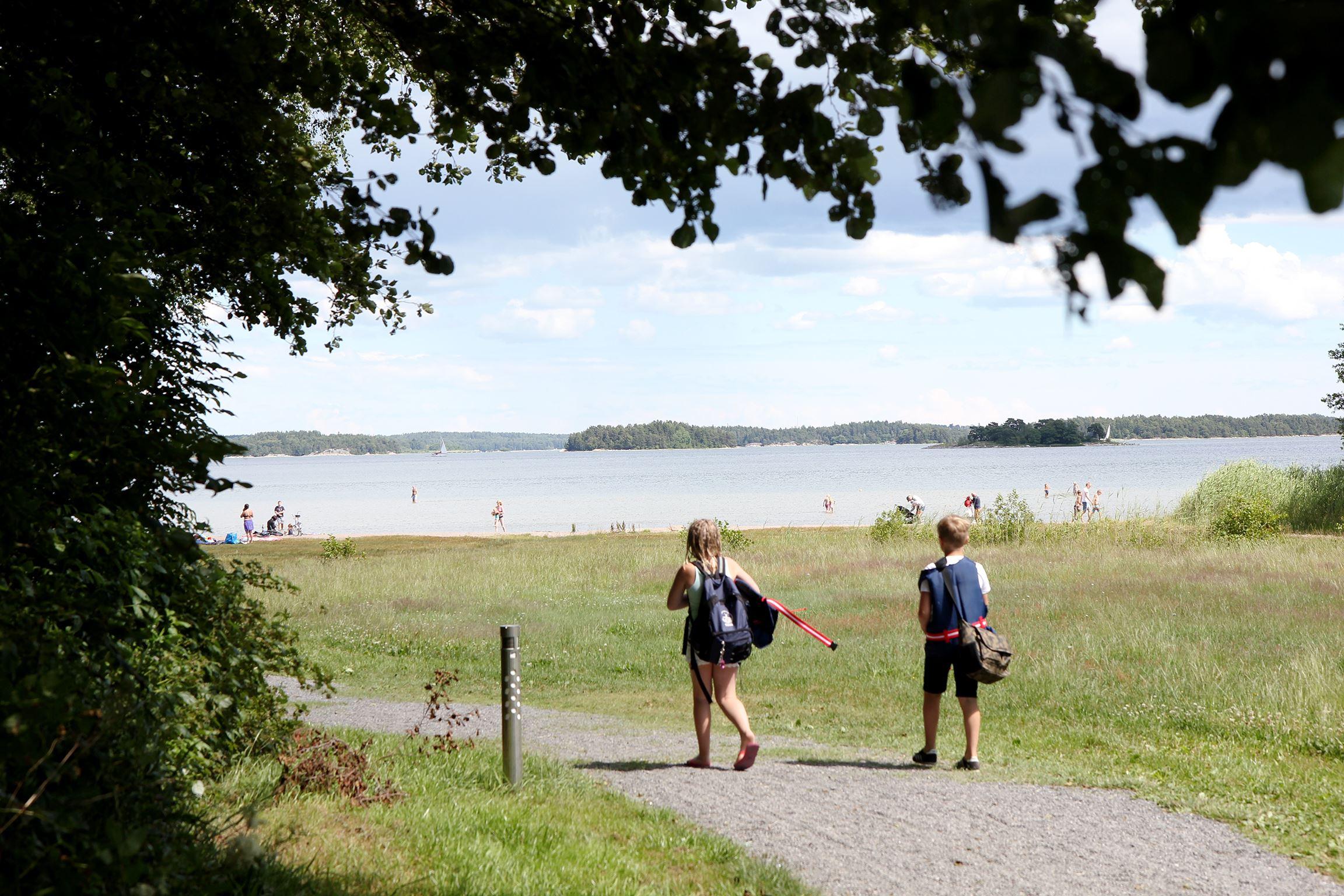 Gålö Havsbad/Stugor