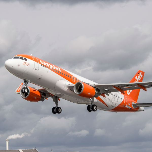 Foto: easyJet,  © Copy: easyJet, Flygplan