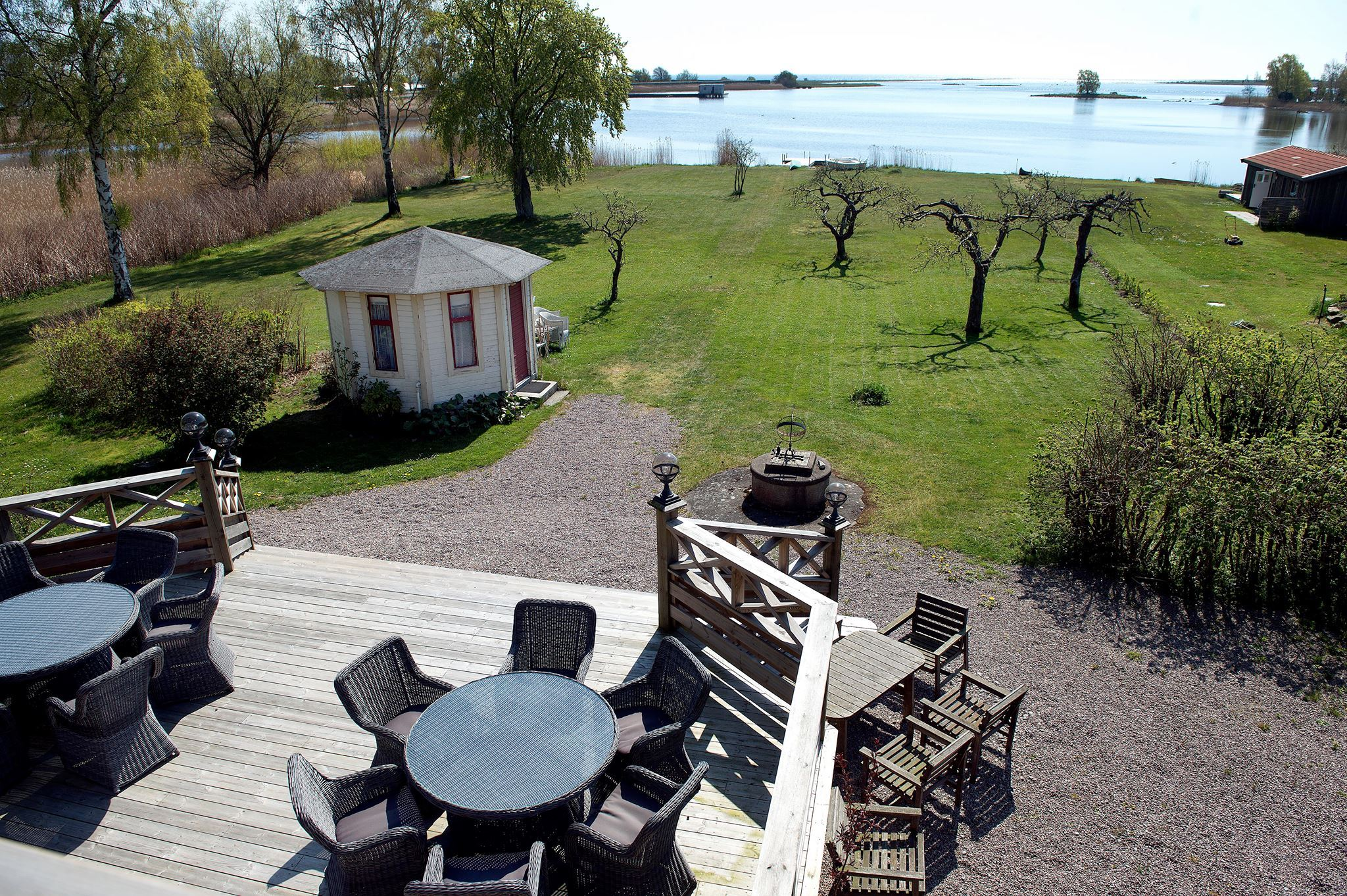 Pension Stensvik, Kristianopel