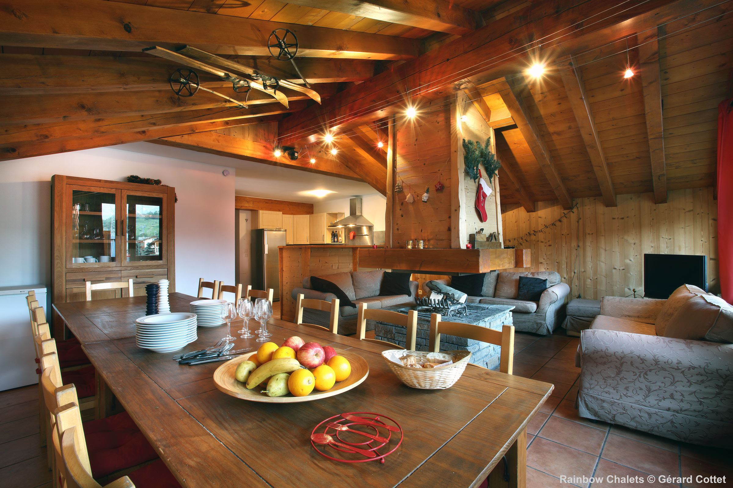 Chalet 7 Rooms 12 Pers / CHALET GREEN