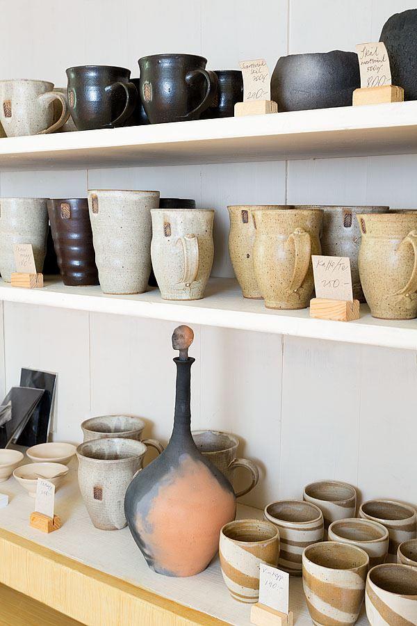 Calle Bredberg,  © Bjurholms kommun, Art and pottery wares in Bjurholm