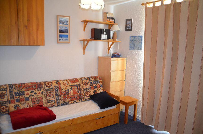 Studio cabine 4 Pers skis aux pieds / SARVAN 803