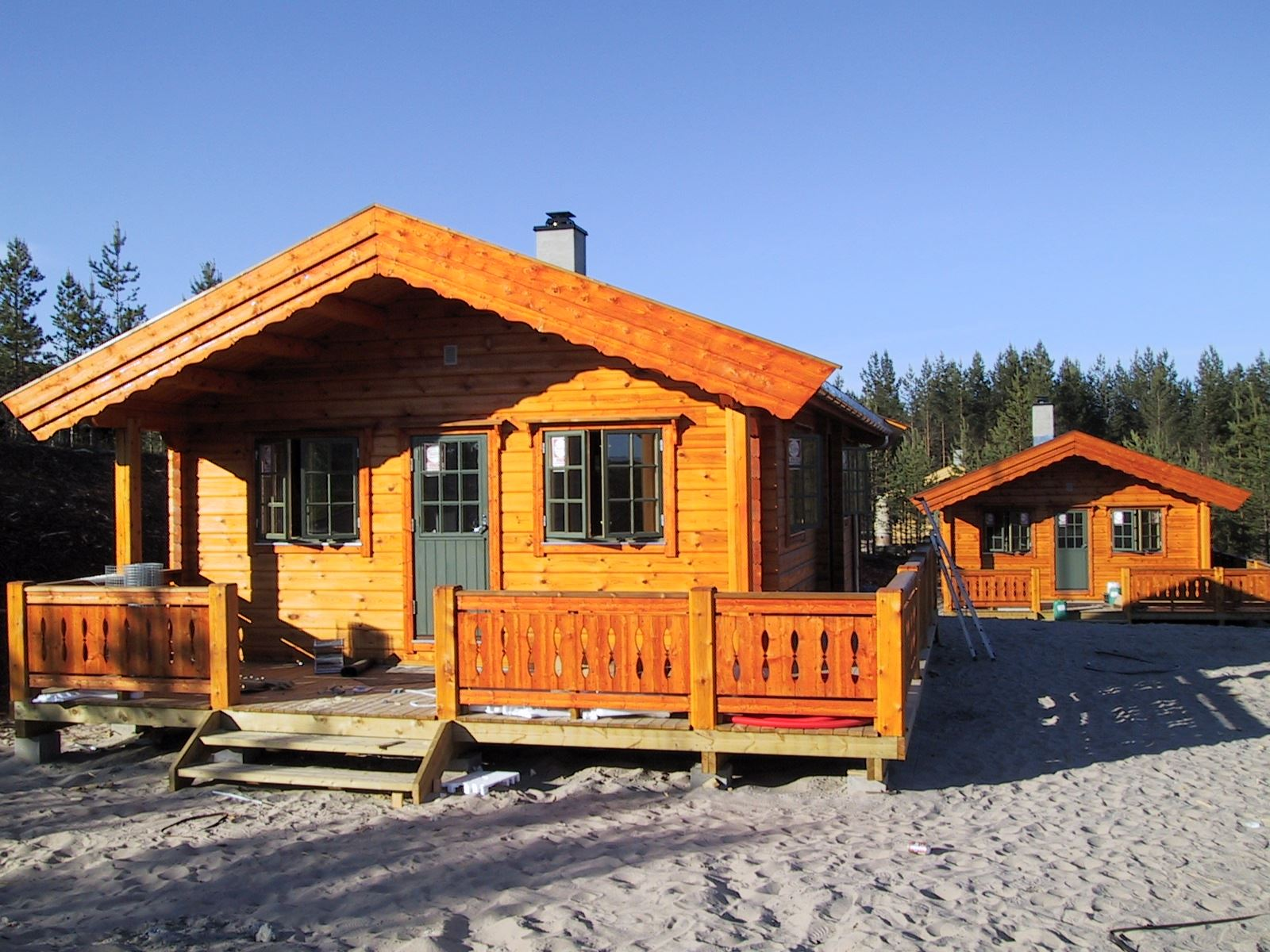 Bookingkontor Elverum - hytte Starmoen
