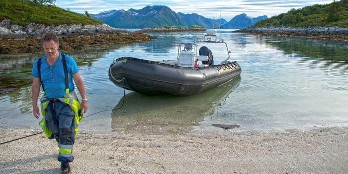 Reiner Schaufler, Fjordcamp Senja - Basecamp Senja