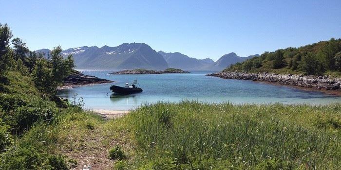 Fjordcamp Senja - Basecamp Senja