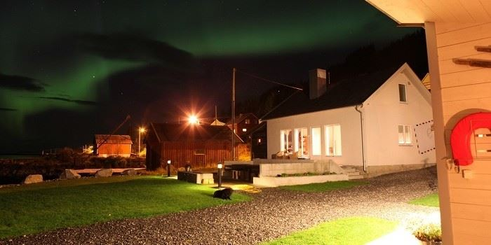 The Posthuset Expedition Lodge - Basecamp Senja