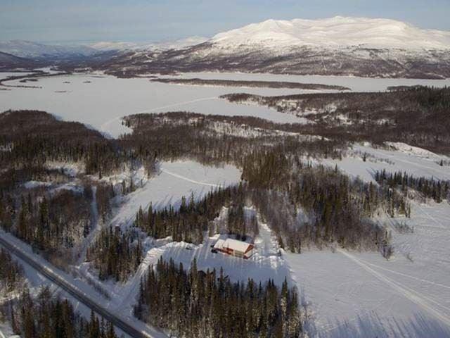 Tärnaby Heli camping site
