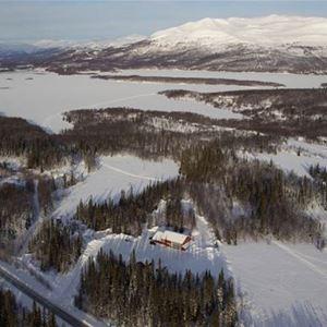 Arctic Air husvagnscamping