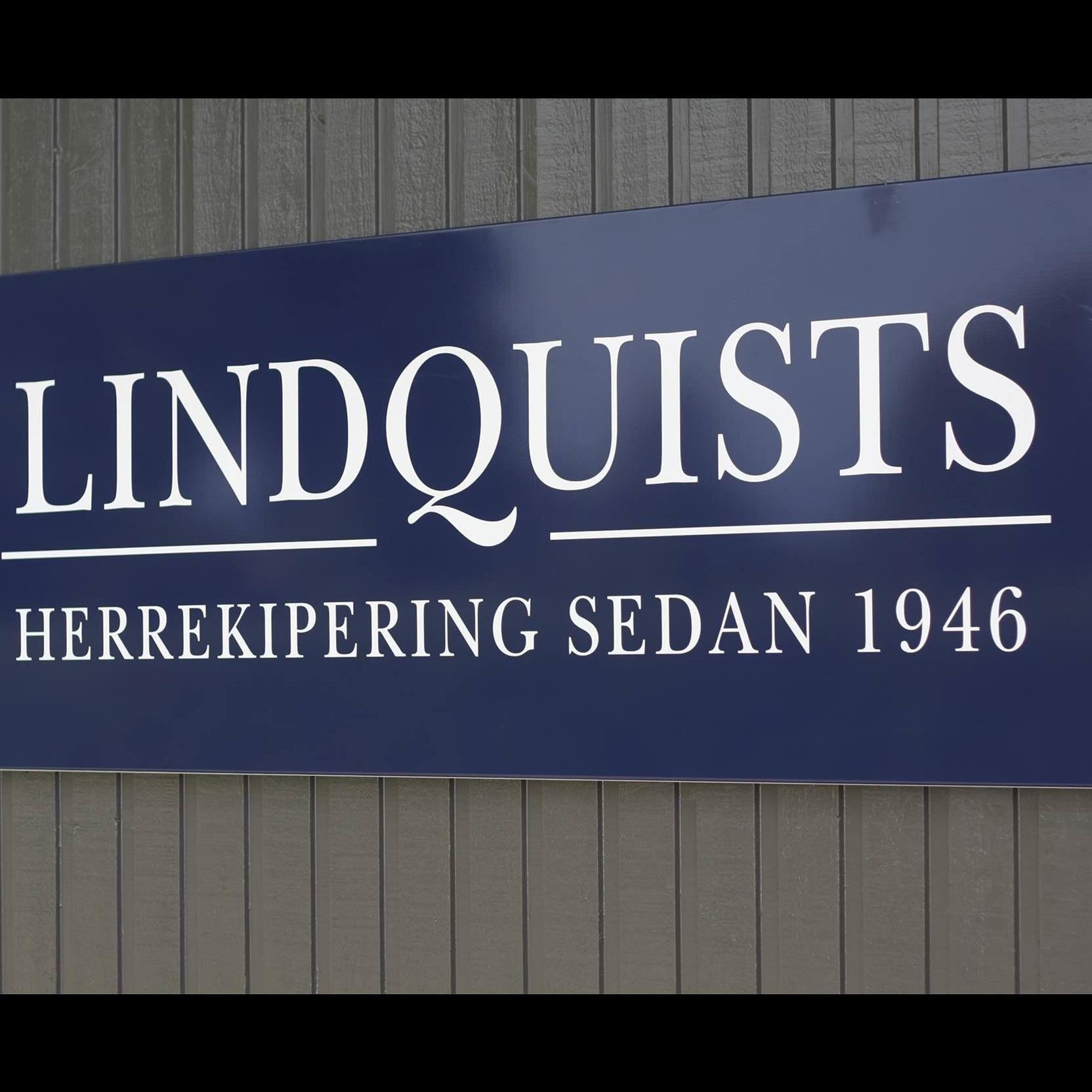 Lindquist Herrekipering Eftr