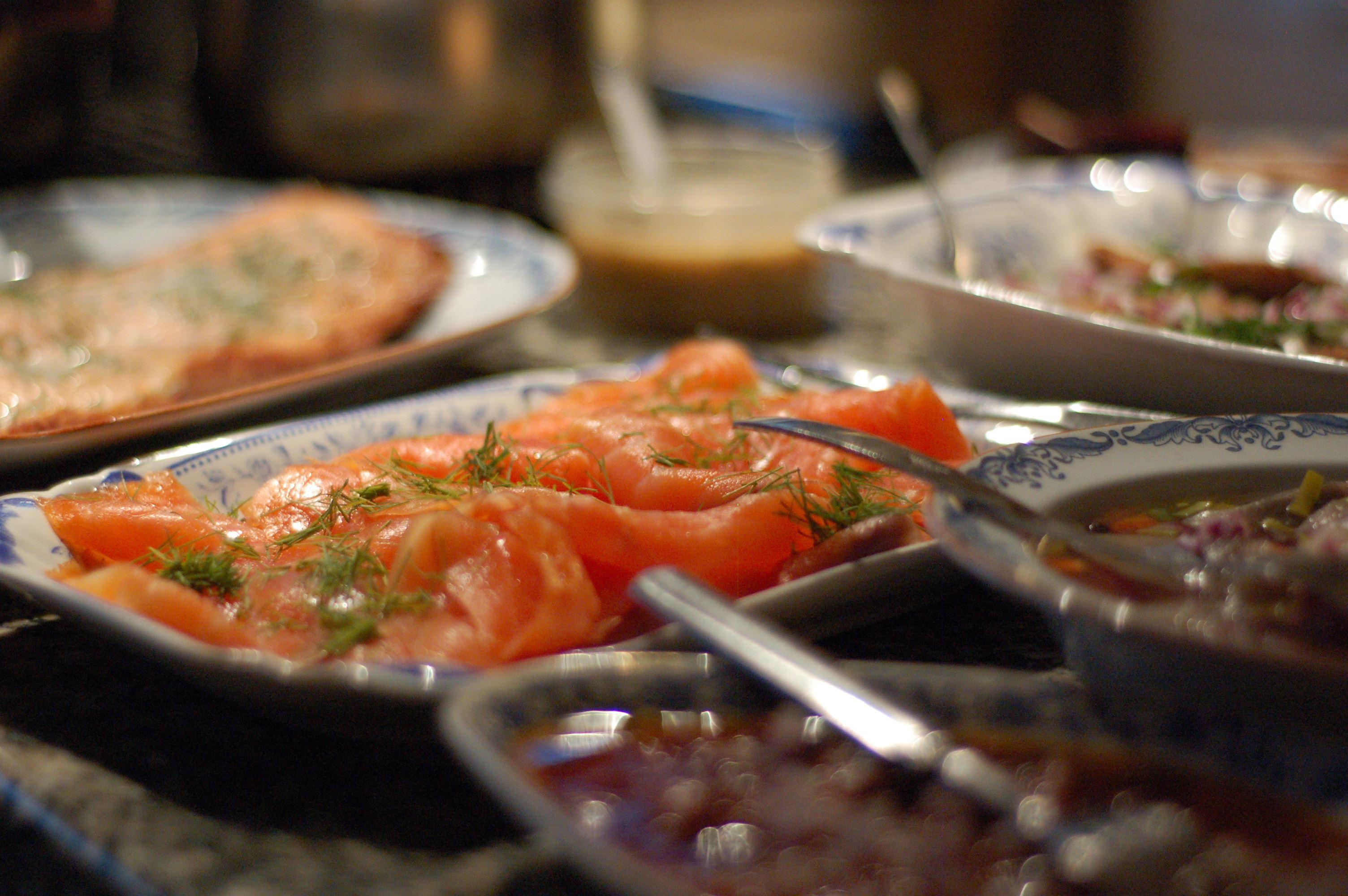 Julbord 2017: Restaurang Torget 1