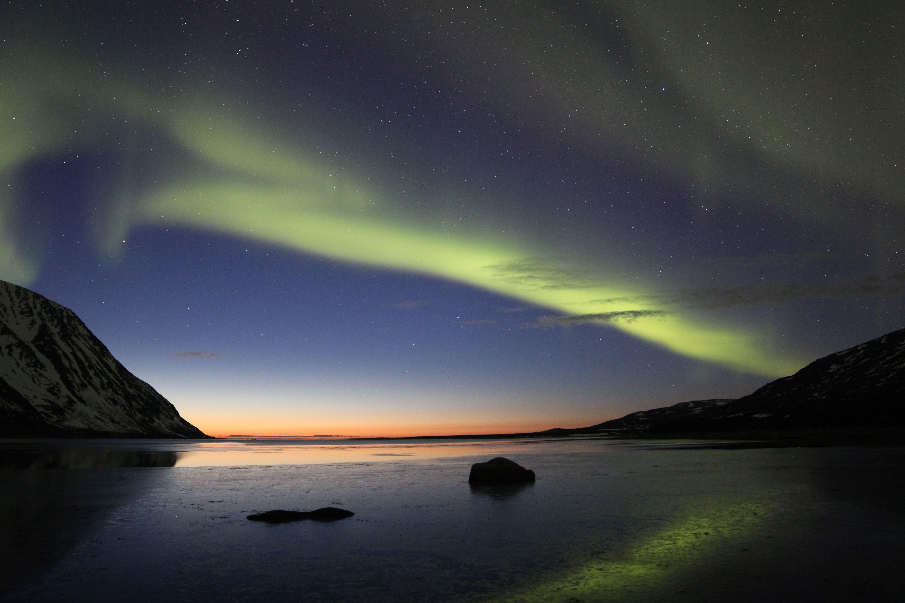 © Torsvåg Havfiske, Overnatting på fantastiske Torsvåg Fyr