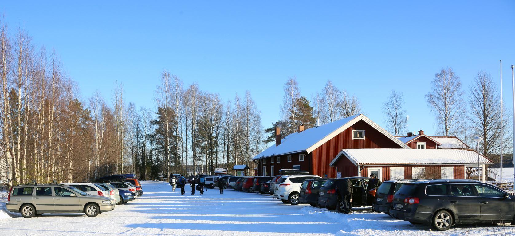 Mårten Edberg, Vintercafé på Sundlingska Gården