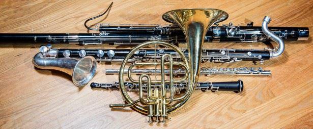Symfonisk blåsmusik