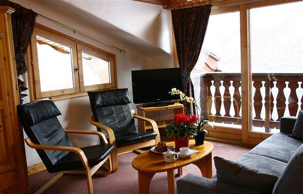 HOTEL LES FLOCONS