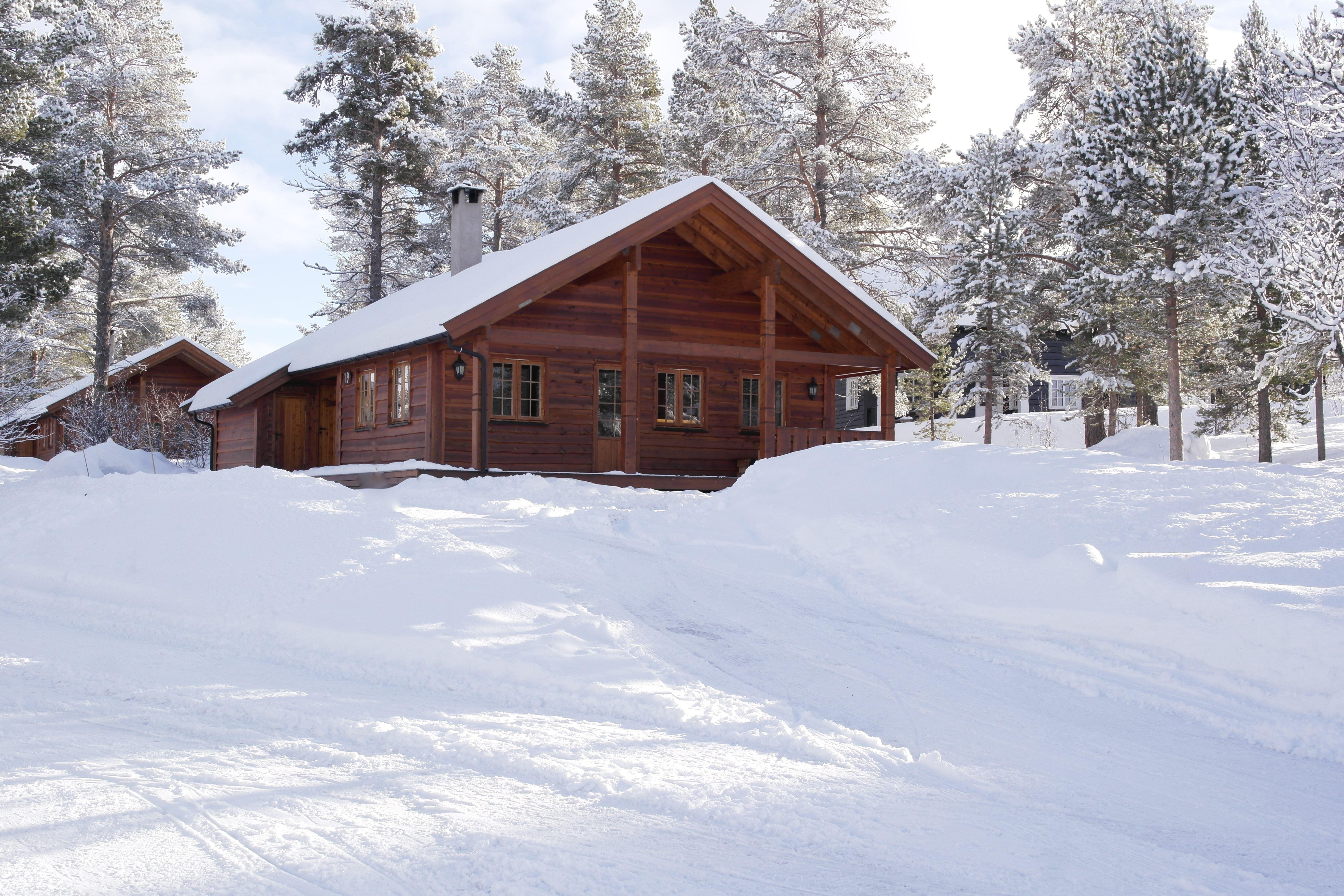 Geilolia Hyttetun 10sengshytte/ Geilolia Cabins 10bed cabin