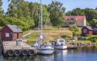 Accommodation at Tärnö