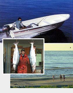 Fiske fra Kaikanten