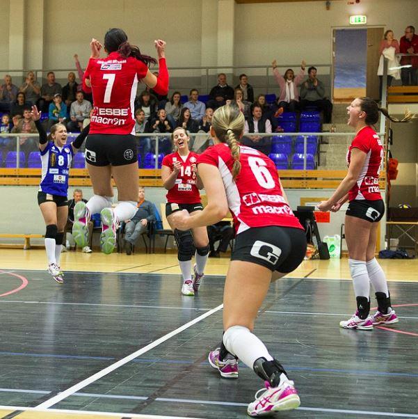 Gislaved Volleybollklubb - Engelholm
