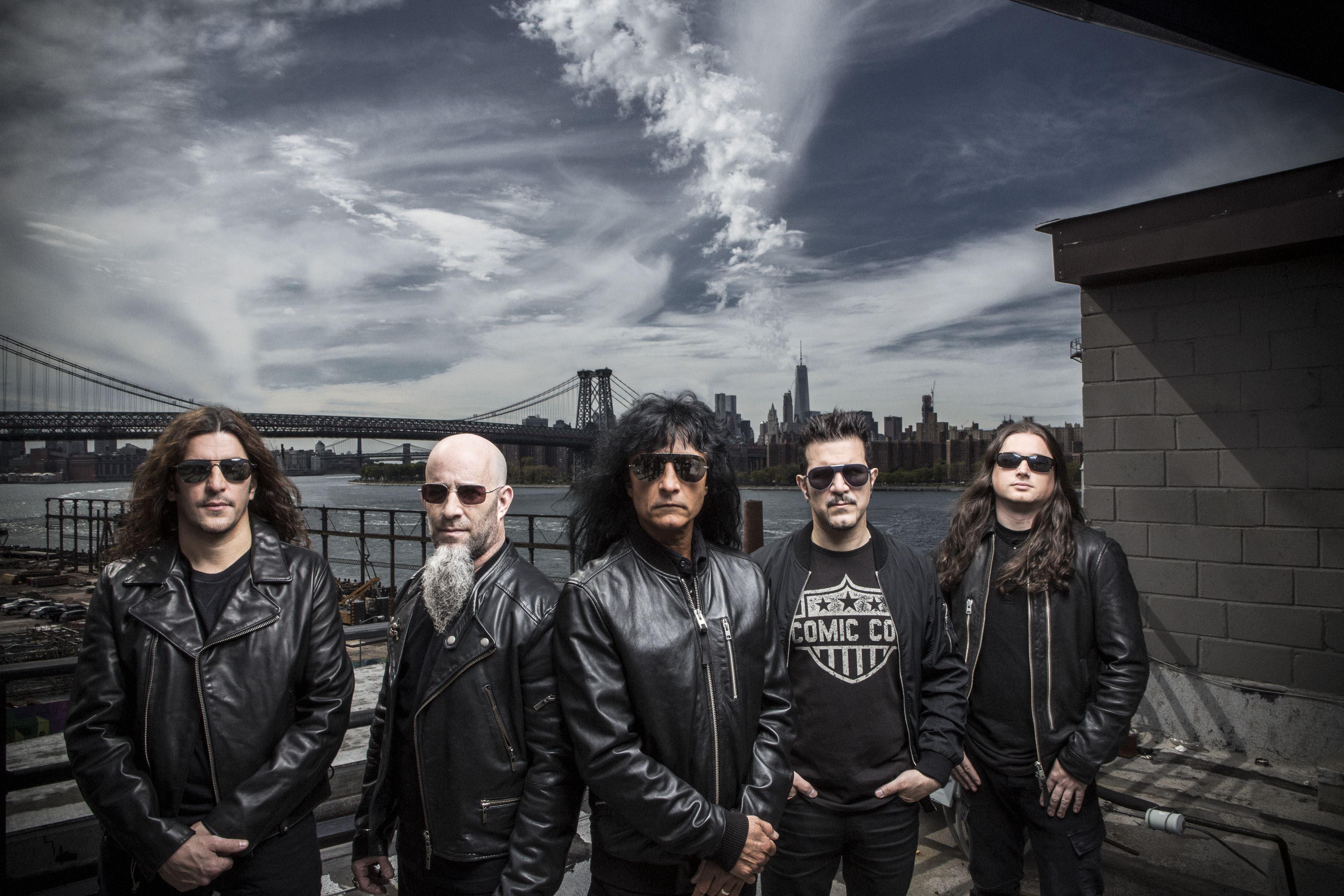 Anthrax (US) 2016