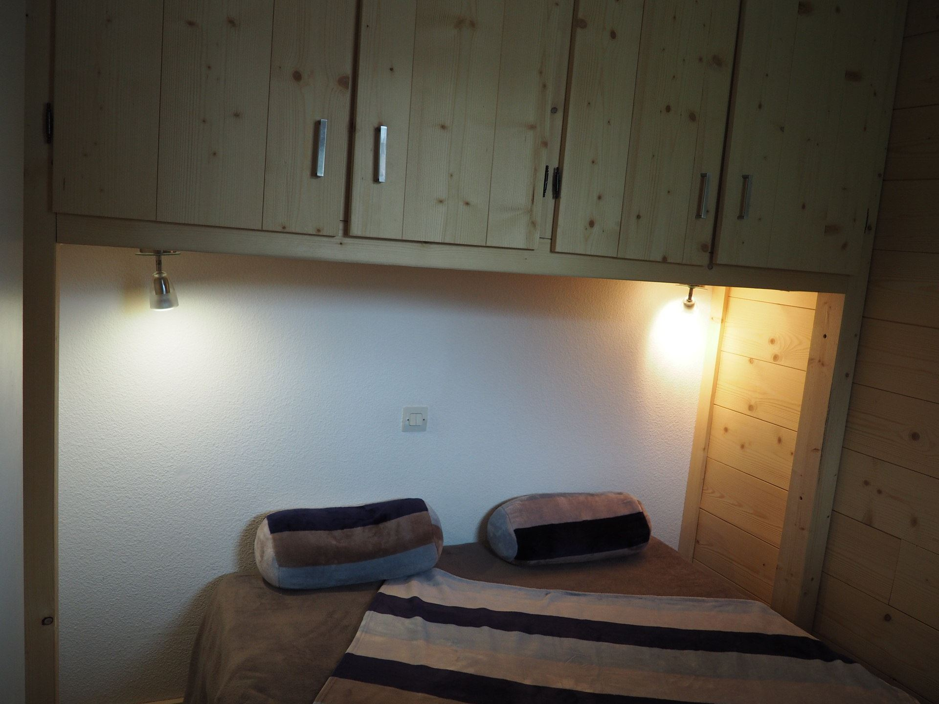 2 Room 6 Pers ski-in ski-out / LES BALCONS D'OLYMPIE 60