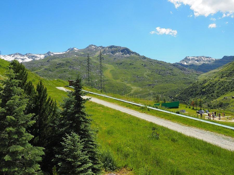 2 Pièces 4 pers ski au pied / Valmont A 306